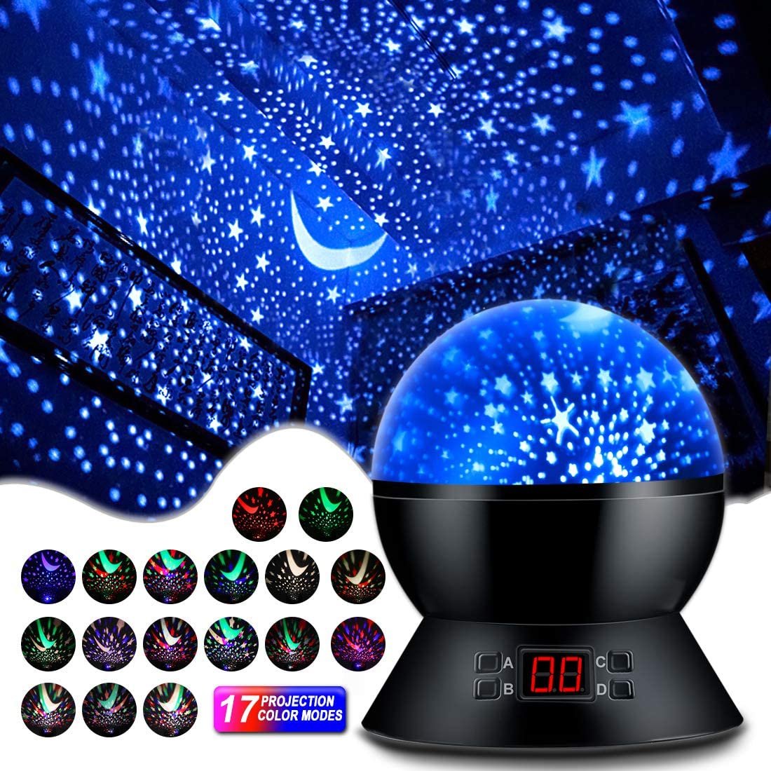 Best Night Light Projector Reviews For kids (2020) 13