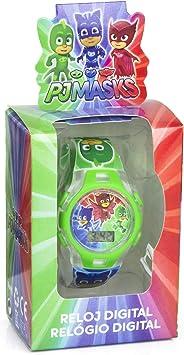 Disney – PJ Masks Reloj Digitale Regalo, pj17026: Amazon.es ...
