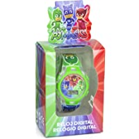 Disney PJ Masks - Reloj Digital con Caja