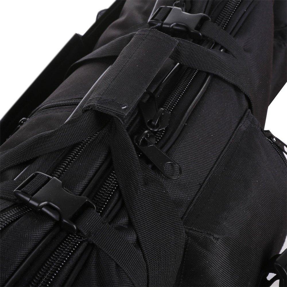 Ardisle Tactique Fusil Sac 1/m de Long Fusil de Chasse Airsoft Coque Canne /à p/êche Fusil de Chasse de Transport