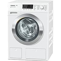 Miele WKH 132 WPS Waschmaschine Frontlader/A+++/130 kWh/Jahr/1600 UpM/9 kg Schontrommel/59min-Waschprogramm mit PowerWash 2.0/Automatische Dosierung/Fleckenoption