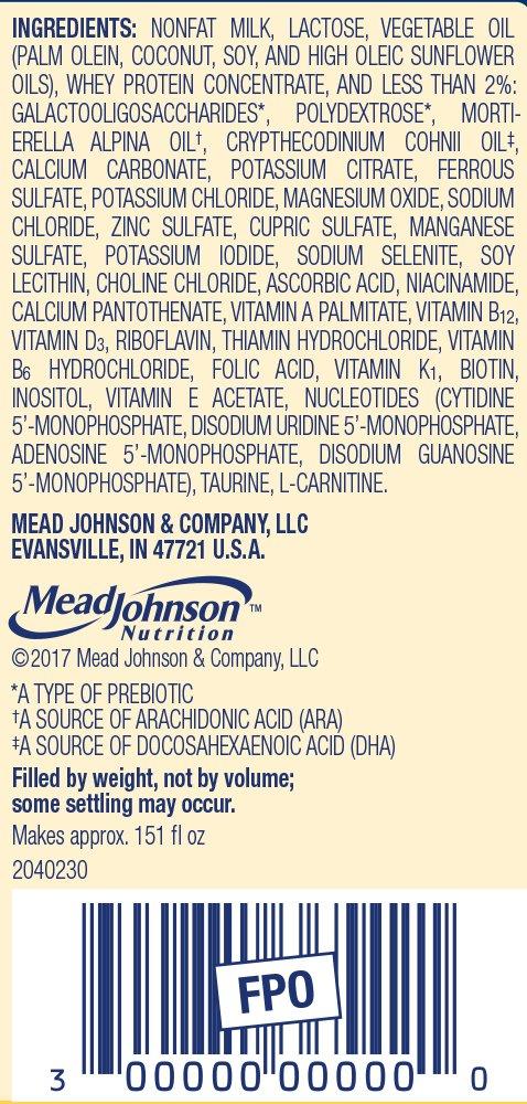 Enfamil Infant Formula - Milk-based Baby Formula with Iron, Powder Can, 21.1 oz (Pack of 4) by Enfamil Infant Formula (Image #5)