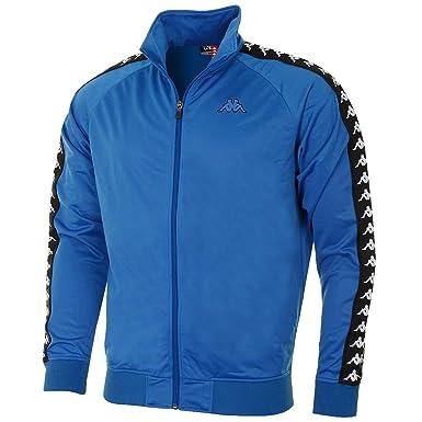 Kappa Womens Heritage Jacket 14 Blue