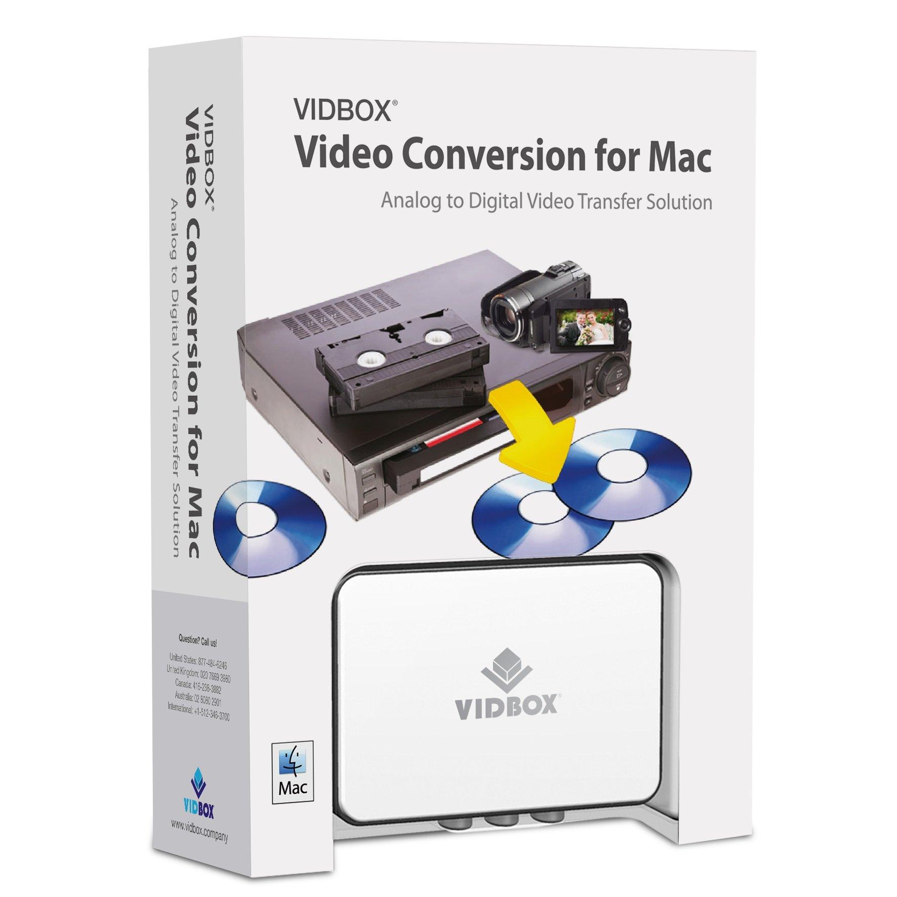 VIDBOX Video Conversion for Mac by VIDBOX