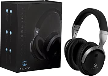 Paww WaveSound 2.1 Over-Ear Wireless Bluetooth Headphones
