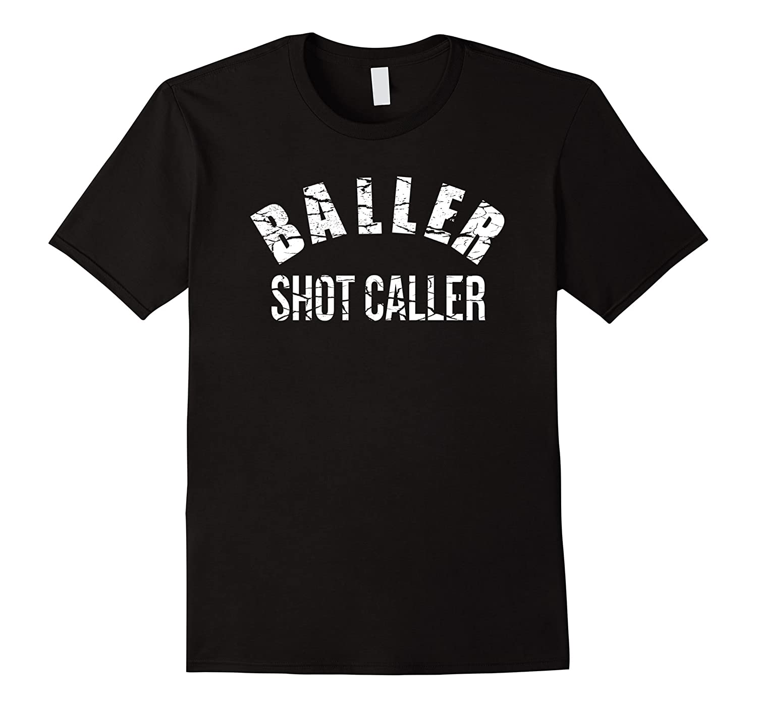 Mens Shot Caller T Shirt for Men-Teevkd