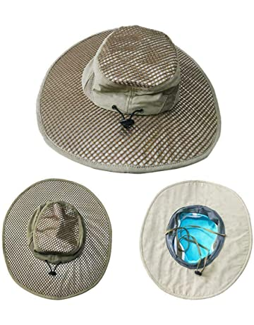 d5088199 Maikoa Arctic Hat Sunscreen Cooling Hat Heatstroke Protection Cooling Cap  Wide Brim Hat with UV Protection