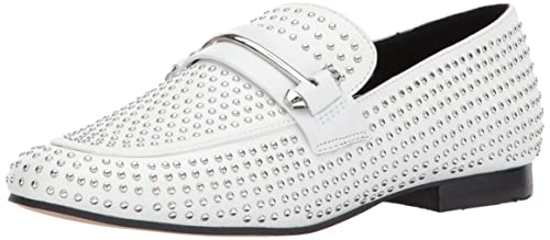 Steve Madden Mujer KAST01S1 Slippers Blanco Size: 38.5 EU: Amazon.es: Zapatos y complementos