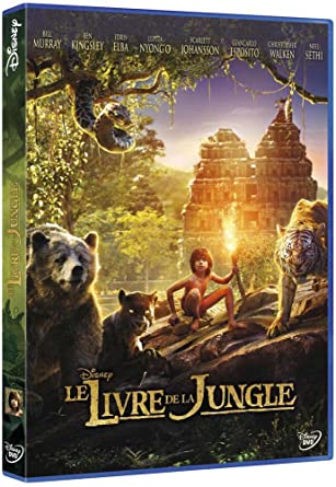 Le Livre De La Jungle Amazon Fr Neel Sethi Jon Favreau Dvd Blu Ray