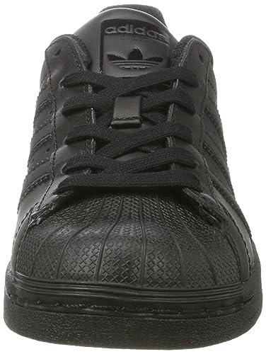 online retailer e28e3 82b42 Adidas Originals Superstar Foundation J Baskets, Garçon Amazon.fr  Chaussures et Sacs