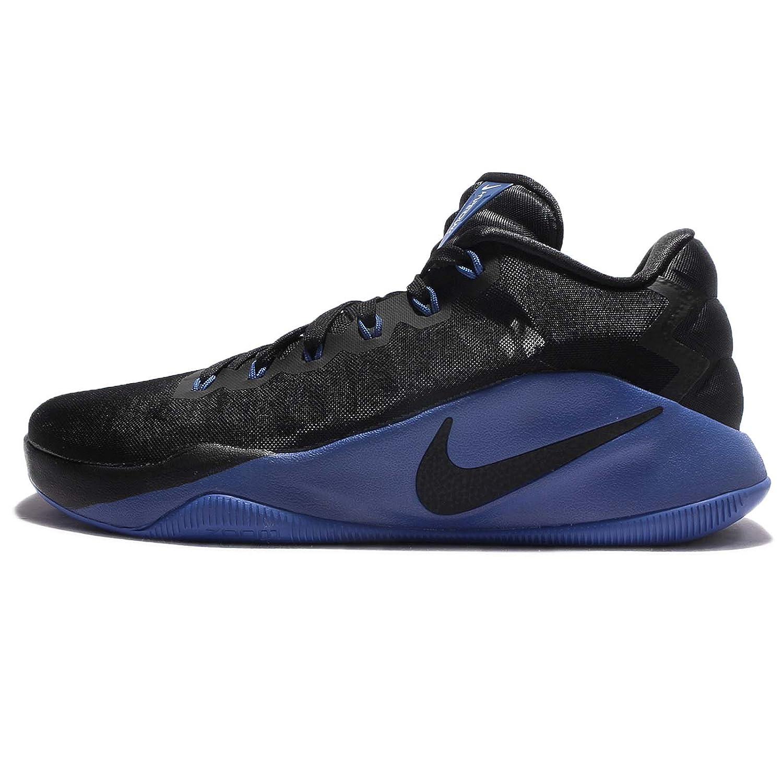 (ナイキ) ハイパーダンク 2016 ロー EP メンズ バスケットボール シューズ Nike Hyperdunk 2016 Low EP 844364-040 [並行輸入品] B07GSQHJC3  BLACK/GAME ROYAL-DARK GREY 26.5 cm