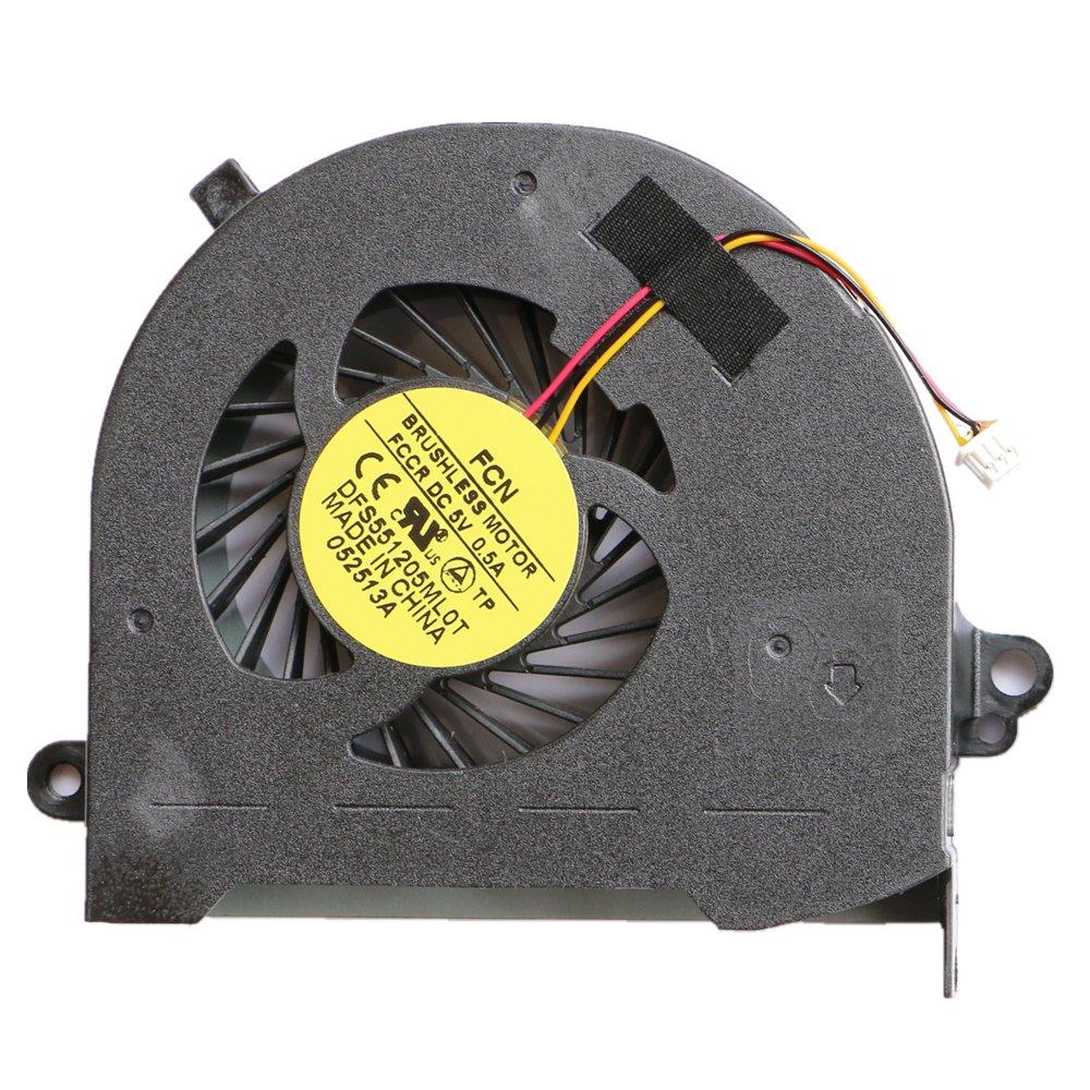 Cooler para Toshiba C70 C70-A C70D-A C75 L75 L75D DFS551205ML0T FCCR