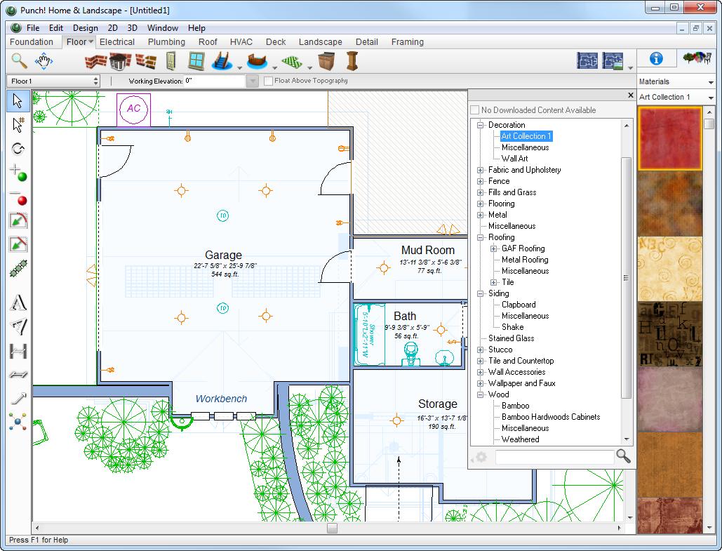 Amazon.com: Punch! Home & Landscape Design 17.7 Home Design Software ...