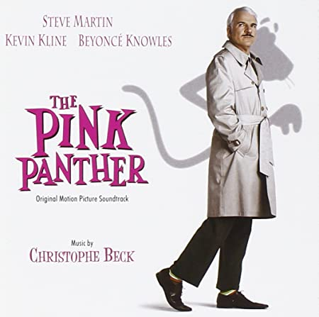 Christophe beck pink panther (2006) (original motion picture.