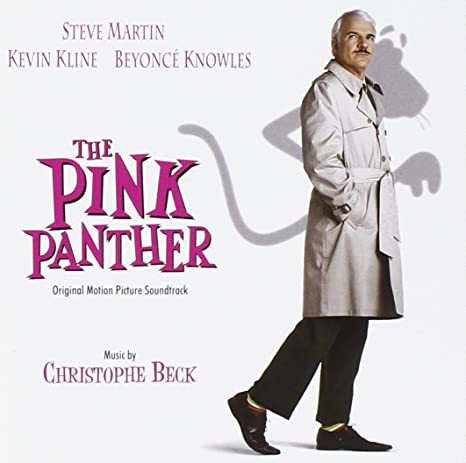 The pink panther [original motion picture soundtrack] christophe.