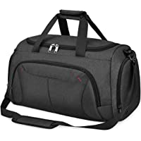 Gym Duffle Bag Waterproof Large Sports Bags Travel Duffel Bags with Shoes Compartment Weekender Overnight Bag Men Women 40L