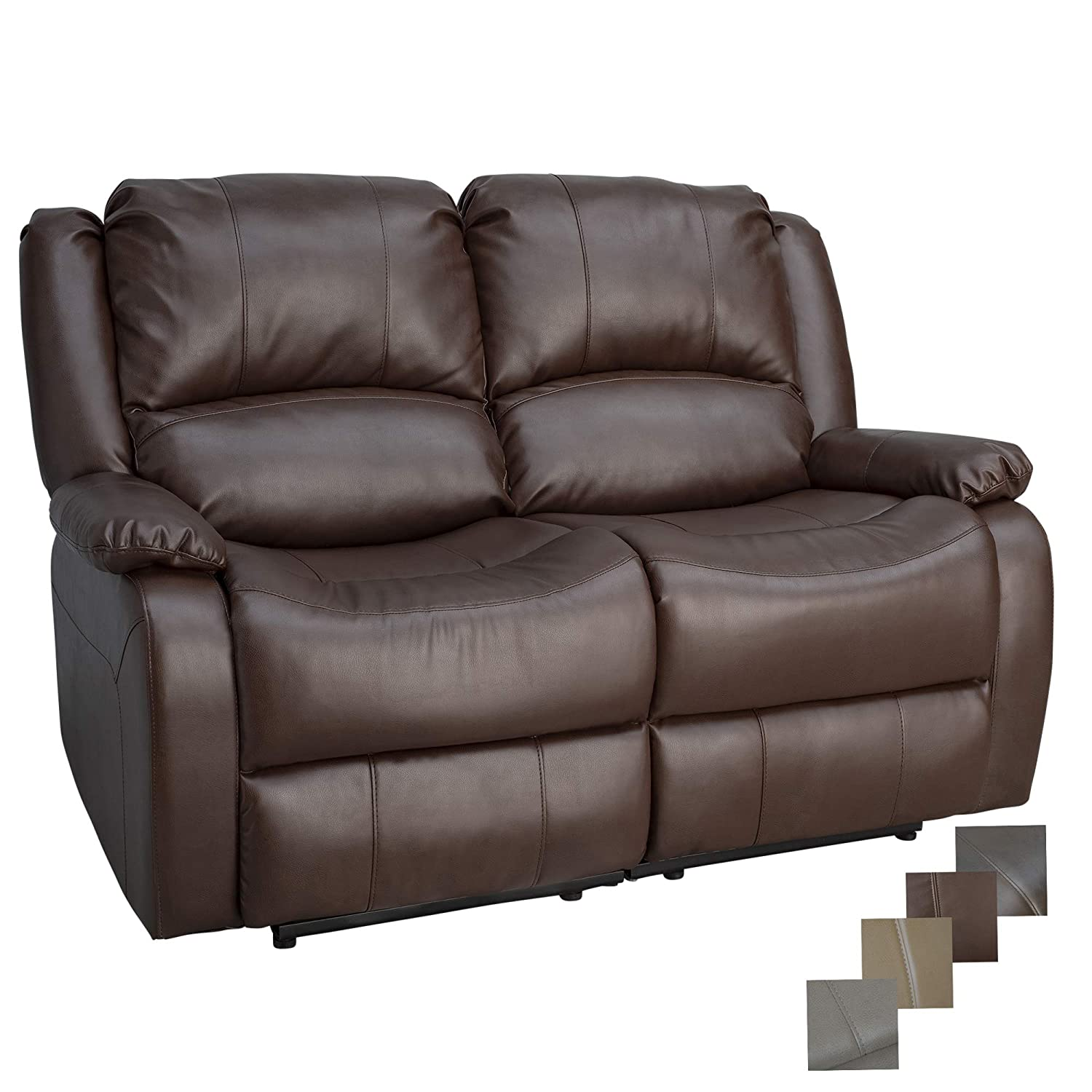 Amazon Com Recpro Charles Collection 58 Double Recliner Rv Sofa