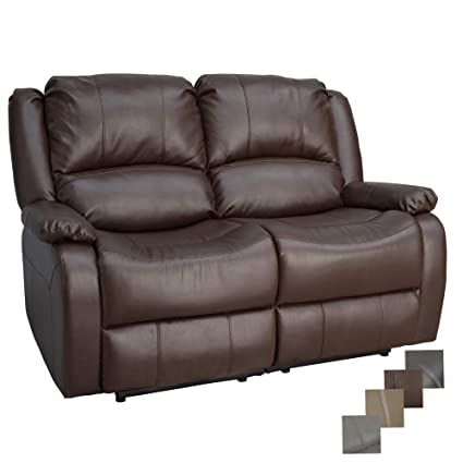 Amazoncom Recpro Charles Collection 58 Double Recliner Rv Sofa