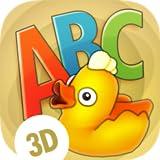 ABC Book 3D: Learn English