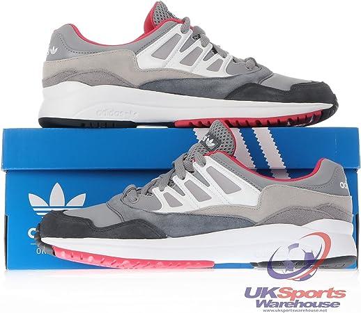 Inclinarse representante esponja  adidas Originals Mujer torsión Allegra 90s Retro Running Zapatillas/Zapatos  RRP £90, UK 5,5: Amazon.es: Deportes y aire libre