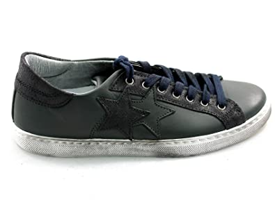 2Star, Herren Sneaker, grün - NAVY/VERDY - Größe: 42 2Star