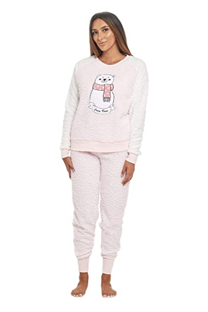 Habigail - Pijama - para mujer Pink - Polar Bear