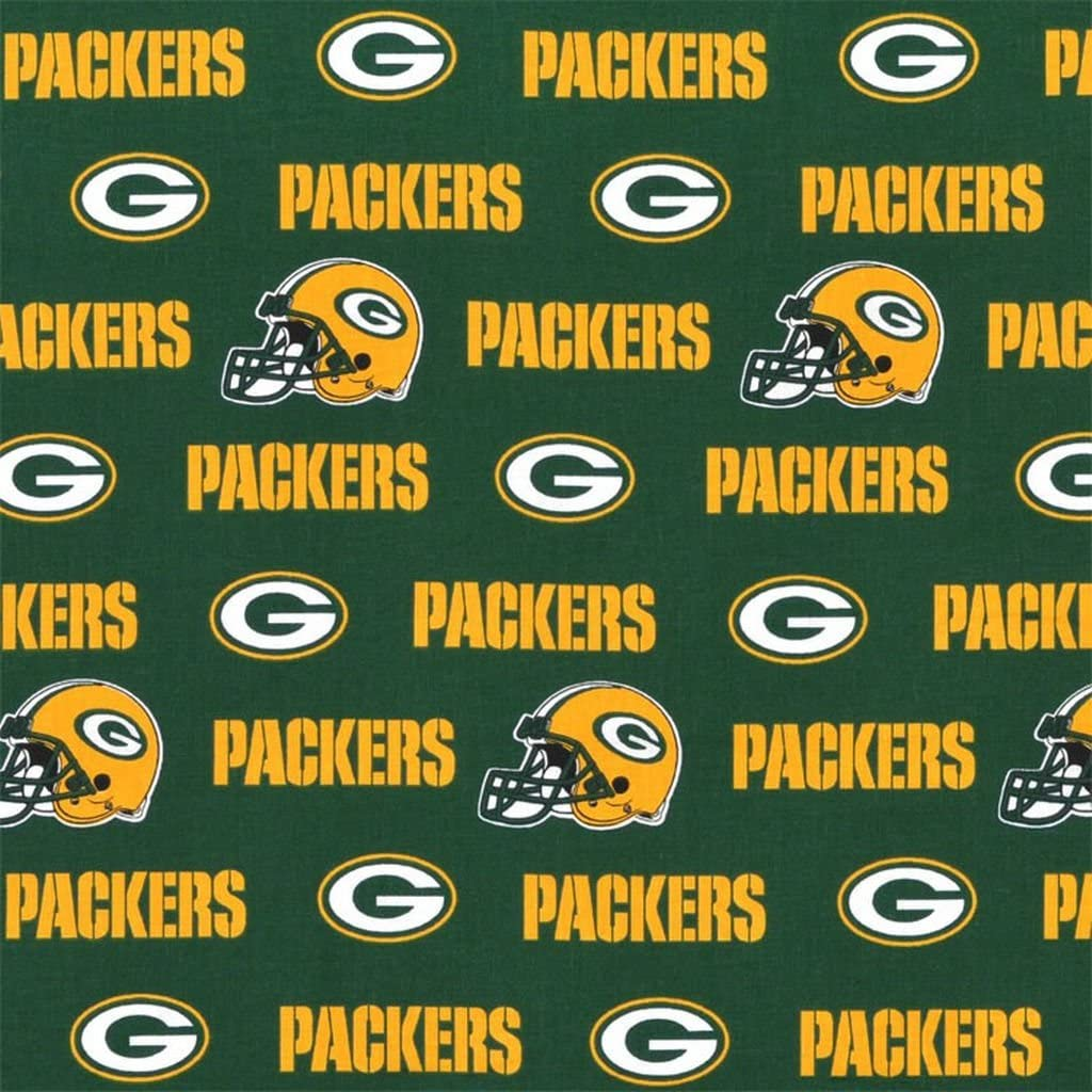Lovemyfabric Nfl Sports Teams Logo Print Stage Backdrop Photography Backdrop Photo Studio Background 5 Feet By 9 Feet Green Bay Packers Green Amazon Ca Home Kitchen