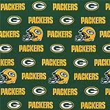 100% Cotton NFL Sports Teams Window Valance