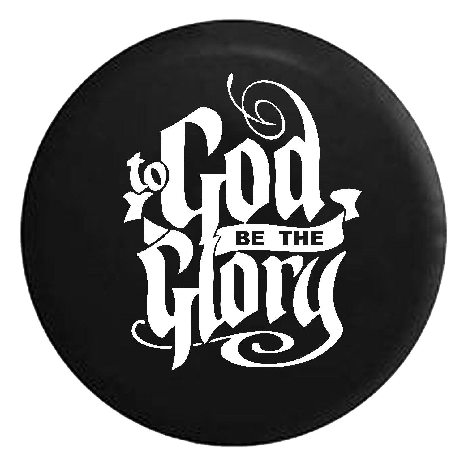 amazon to god be the glory jesus christian spare jeep wrangler 2017 Jeep Wrangler amazon to god be the glory jesus christian spare jeep wrangler c er suv tire cover orange ink 35 in automotive
