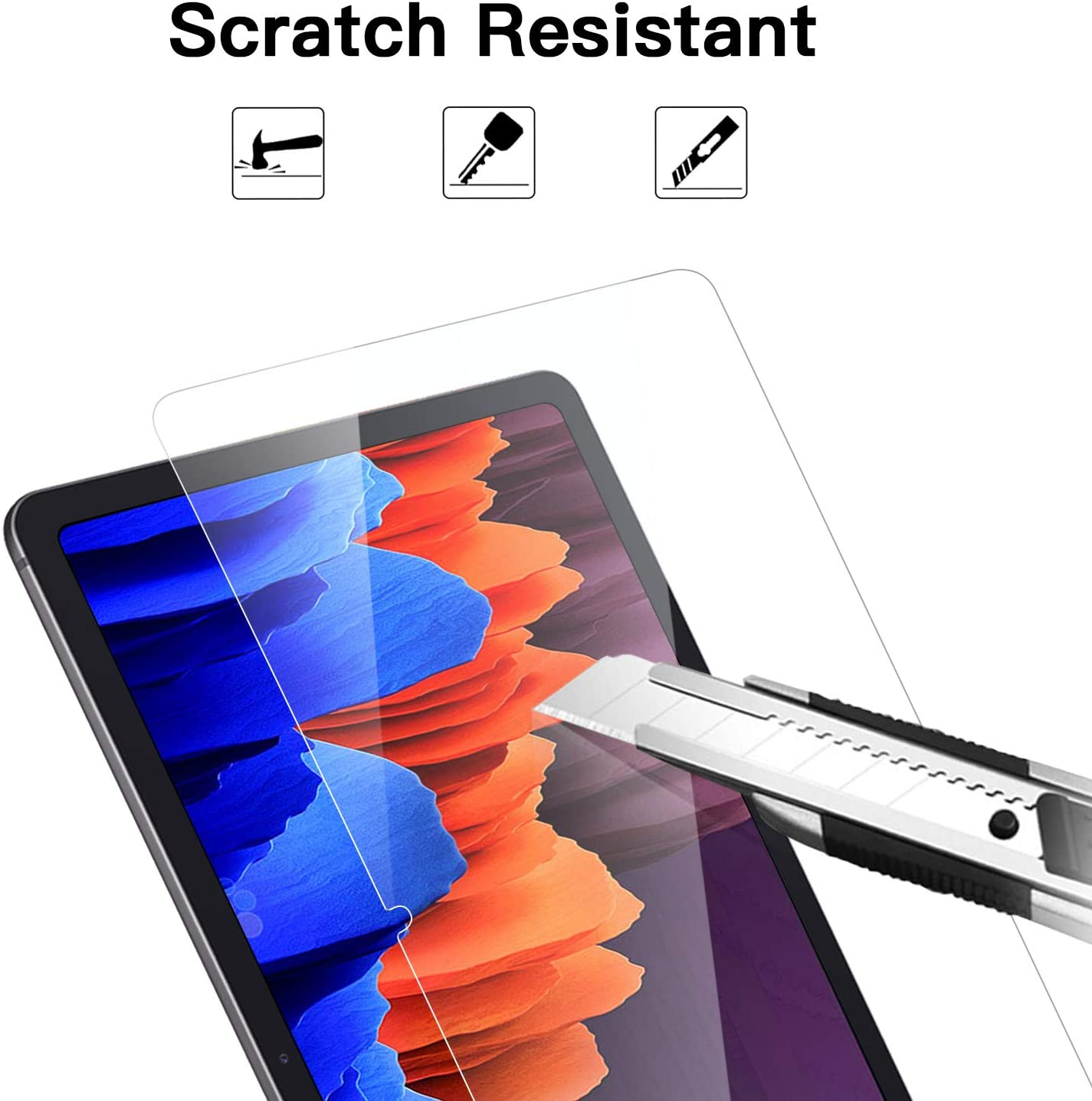 SenseAGE Anti-Blue Light Privacy Screen Protectors Filter for Widescreen Monitor 22 inch 16:10 18.63x11.64 // 473.3 x 295.6mm Samsung// HP// LG// Acer// ASUS// Dell// Benq// AOC// ViewSonic/&PC for Sceptre