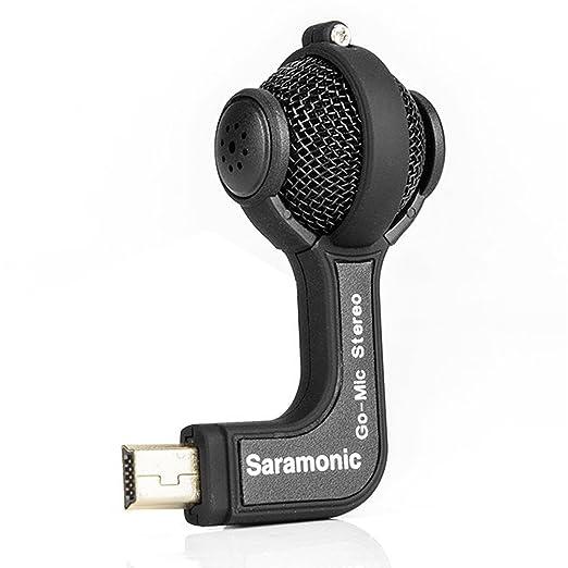 2 opinioni per Saramonic Go-Mic mini microfono a condensatore per GoPro Hero4 Hero3 Hero3+