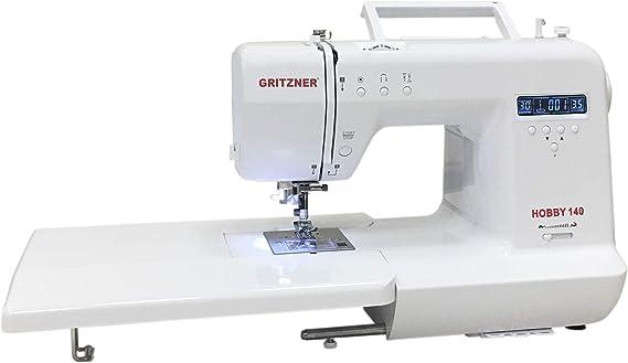 Gritzner Máquina de Coser por Ordenador, Mezcla de Materiales ...