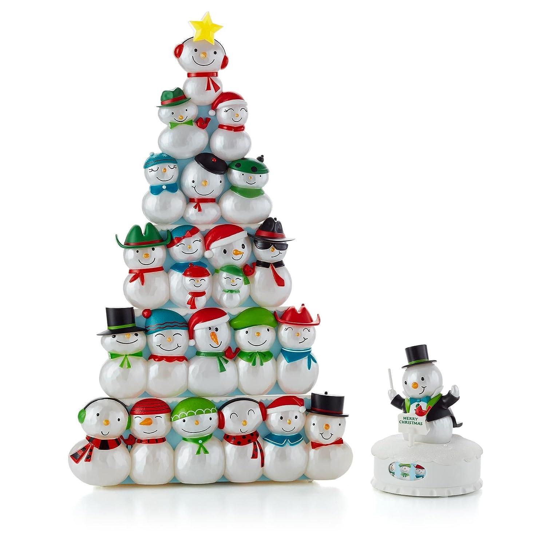amazon com hallmark 2014 christmas concert snowmen section 1