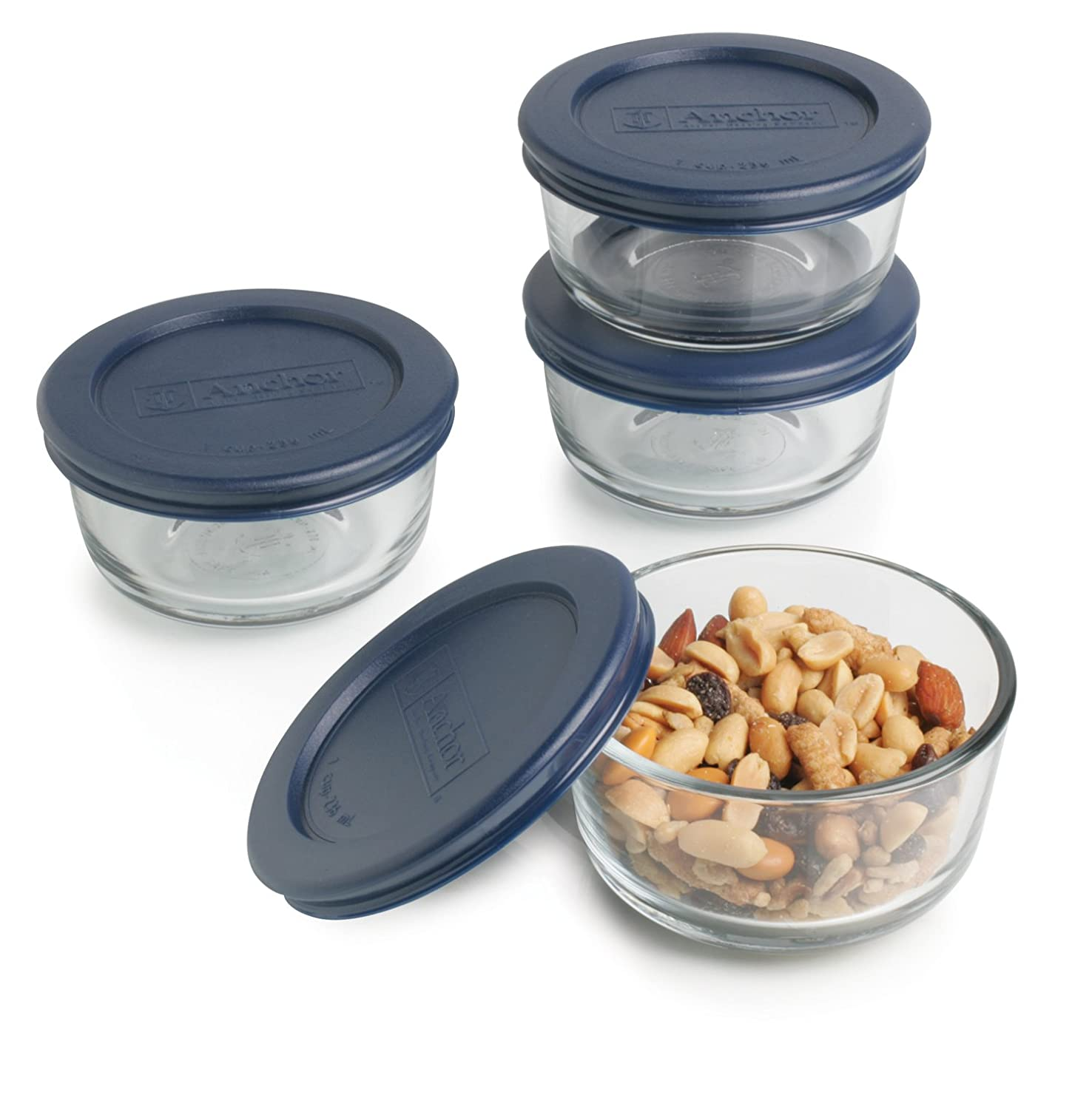 Anchor Hocking Glass Food Containers ONLY $6.96 (Reg. $20)