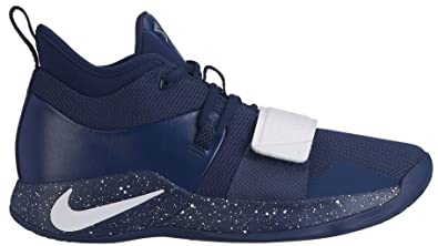 b8fe471803e83 Amazon.com | Nike PG 2.5 TB Basketball Shoes (9.5, Midnight Navy ...