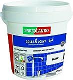 ParexGroup 2431 Colle & Joint en pâte 1,5 kg Blanc