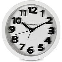 Metronic 477307 - Despertador clásico con Buzzer electrónico
