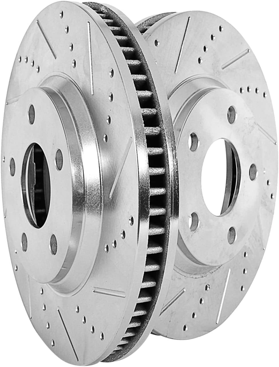 AR8259//8260XPR Drilled and Slotted Rotor Power Stop