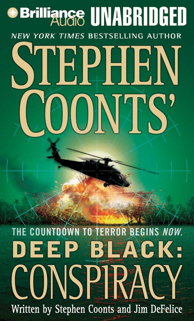 Conspiracy (Deep Black Series) pdf