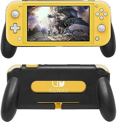 Funda para Nintendo Switch Lite, rígida, ergonómica, con agarre ...