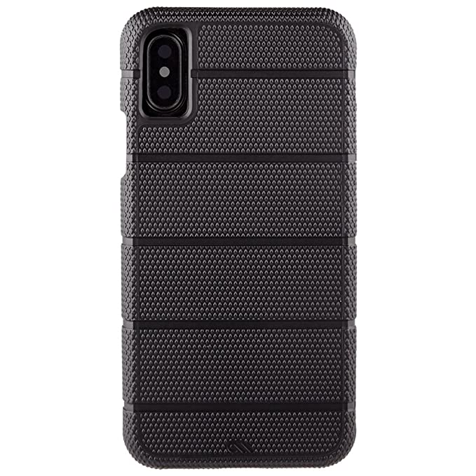 cheaper 0a1f6 a0555 Case-Mate iPhone X Case - TOUGH MAG - Ultra Protective - 10 ft Drop  Protection - Slim Design - Apple iPhone 10 - Black