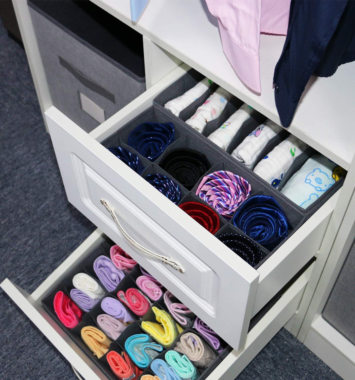 Ordnung-Schlafzimmer-Kleiderschrank-Unterwäsche-Marie-Kondo