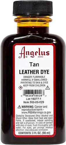 Angelus - Tinte para cuero con aplicador – 88 ml.