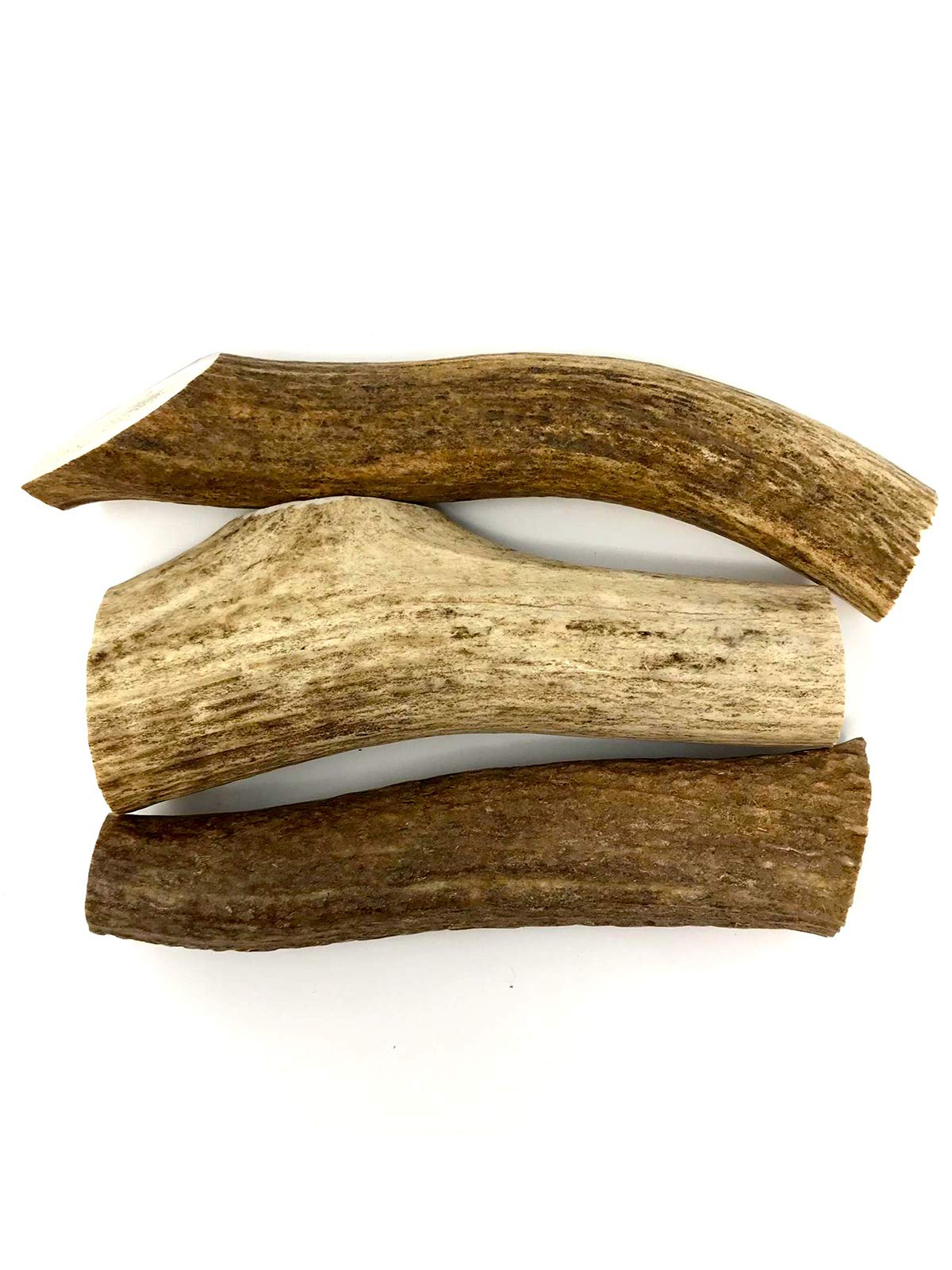 peaksNpaws Premium All-Natural Grade A Whole Elk Antlers for Dogs – Naturally Shed in The Rocky Mountains – No Additives, No Preservatives - Healthy and Delicious Treat - Made in USA