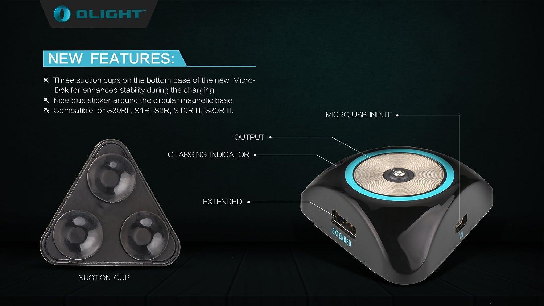 Olight Micro-Dok USB Charging Dock CHARGING DOCK