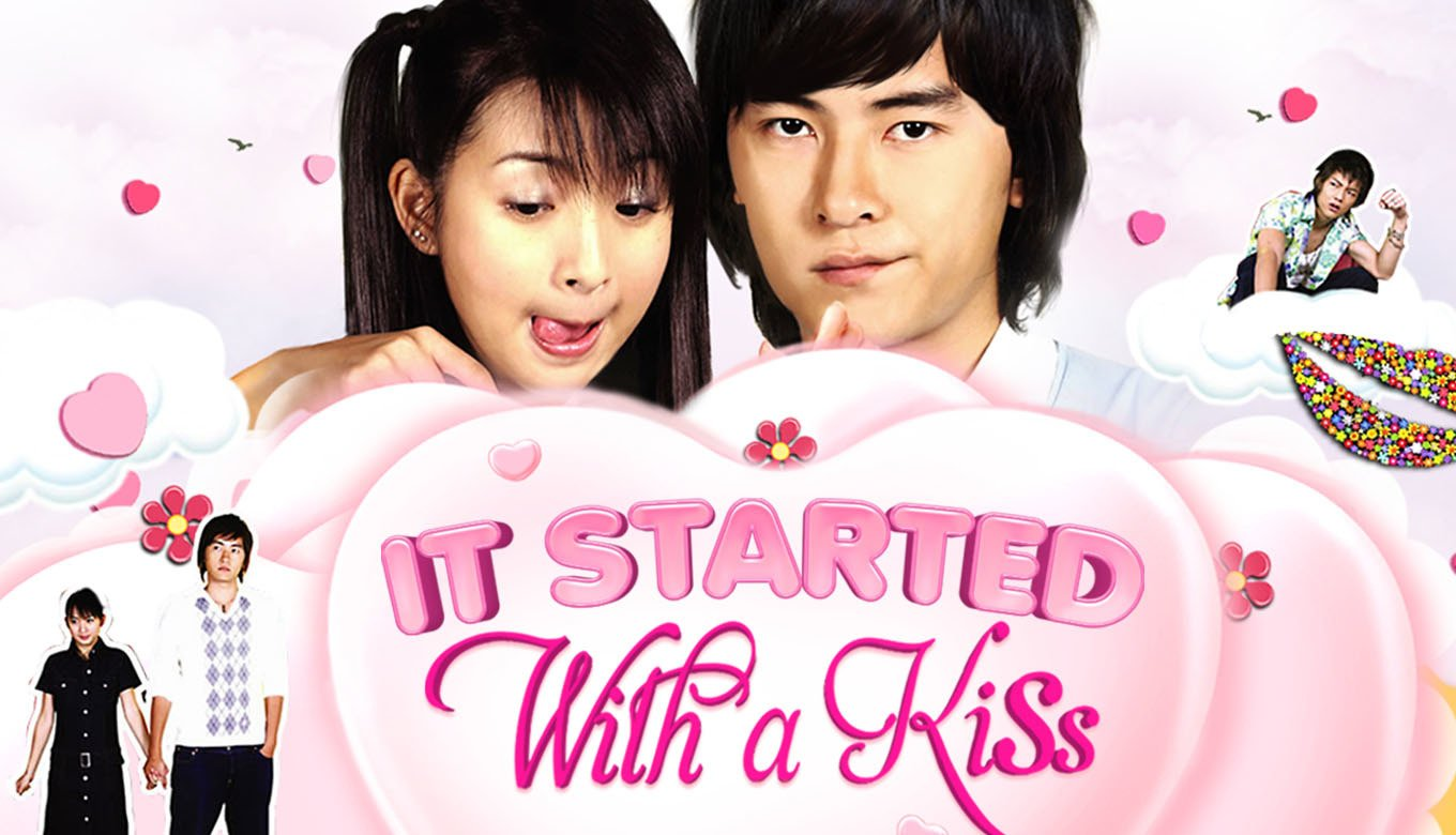 It started with a kiss episode 2