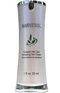 Marvesol Rosacea After Care Cream - Reduces Rosacea Redness and Blemishes, Enhances Radiance, and Provides a Balanced State for Skin (30 ml)