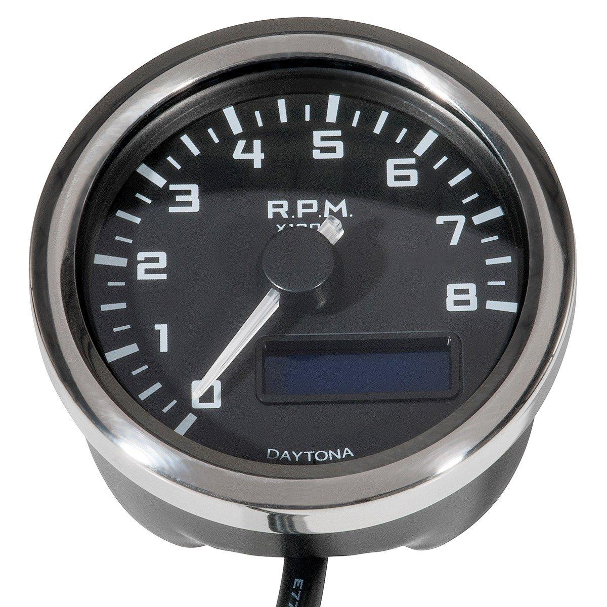 Yamaha Bolt R Spec 2014 2016 Tachometer Kit By Daytona Instruments Speedo Wiring Diagram Dbyacc561316 Automotive