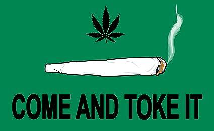 3x5 Ft Polyester Marijuana Mushroom Flag Double Stitched Weed Shrooms Flag