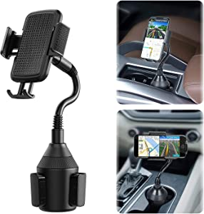 Free Evetebol [Upgraded] Car Cup Holder Phone...